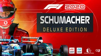F1 2020 Deluxe Schumacher Ed. [STEAM аккаунт]