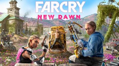 Far Cry New Dawn [Ubisoft аккаунт]