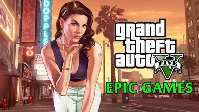 Grand Theft Auto 5 ONLINE Epic Games [ПОЛНЫЙ ДОСТУП]