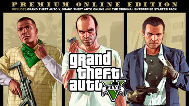 Grand Theft Auto 5 Premium Online Edition + 1 млн. $ [Epic Games] [ПОЛНЫЙ ДОСТУП]