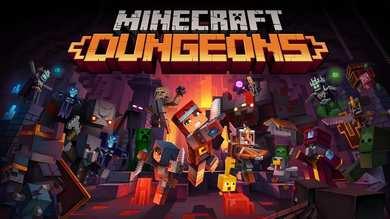 Minecraft Dungeons Hero Edition [Microsoft аккаунт] + ОНЛАЙН