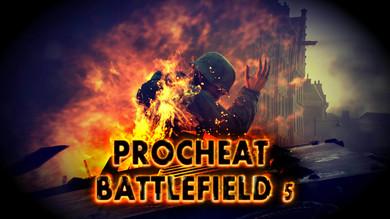 PROCHEAT чит для Battlefield 5   на 1 день