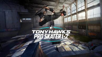 Tony Hawk's Pro Skater 1+2 Deluxe [Epic Games] аккаунт