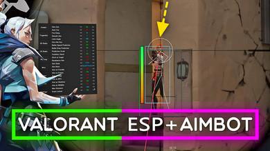 Valorant ESP + AIM [1 день]