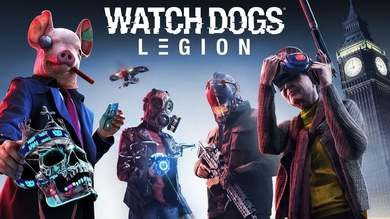 Watch Dogs Legion [Ubisoft] аккаунт