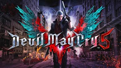 Devil May Cry 5 [Steam аккаунт]