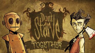Don't Starve Together [Steam аккаунт]
