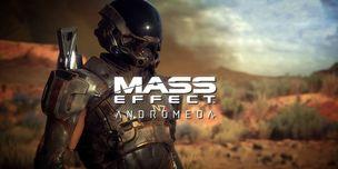 Mass Effect Andromeda + смена данных