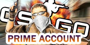 CS: GO Prime аккаунт