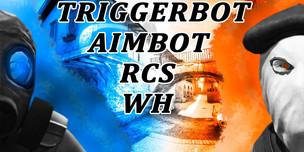 Триггербот + Aimbot + RCS + ВХ для CS:GO | 30 дней