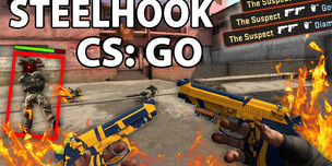 SteelHook for CS:GO | 30 дней