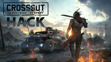Crossout CFF-Hook | 30 дней