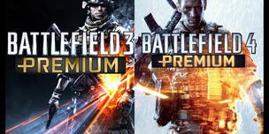 Battlefield 3 + Battlefield 4 | Premium 2x