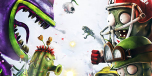 Plants vs. Zombies Garden Warfare + смена данных
