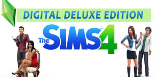 SIMS 4 Digital Deluxe