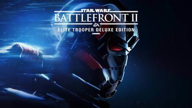 Star Wars Battlefront 2 Elite Trooper Deluxe Edition