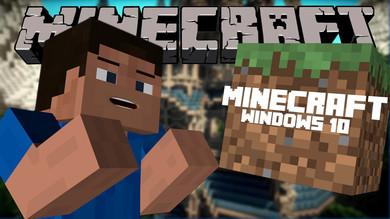 Minecraft Windows 10 Edition [лицензионный КЛЮЧ]