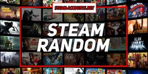 Аккаунт Steam (30% топовых игр)