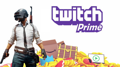 PUBG Twitch Gunslinger Crate (без прайм)