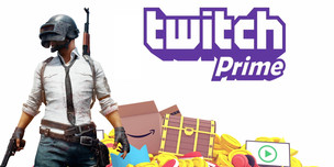 PUBG Twitch Gunslinger Crate (без прайм)