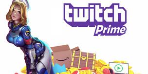 Overwatch Twitch Prime Золотой Ящик