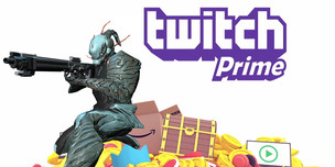 Warframe Twitch Prime Ultimate Bundle