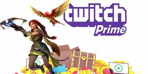 Paladins: Twitch Prime