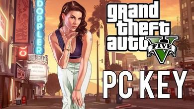 GTA 5 | Grand Theft Auto V | КЛЮЧ Social Club