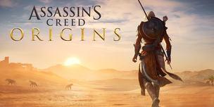 Assassin's Creed: Origins + ПОЧТА