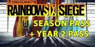 Tom Clancy's Rainbow Six Siege + Season Pass + YEAR 2 PASS
