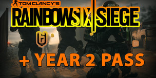 Tom Clancy's Rainbow Six Siege + YEAR 2 PASS