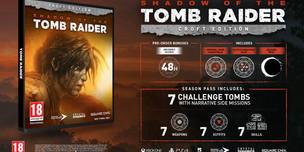 Shadow of the Tomb Raider Croft Edition [oффлайн]
