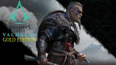 Assassin's Creed VALHALLA Gold Edition (Ubisoft активация)