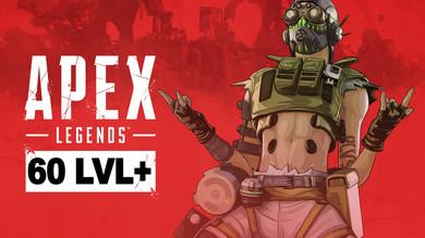Apex Legends 60 LVL [АККАУНТ]