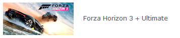 Forza Horizon 3 + Ultimate